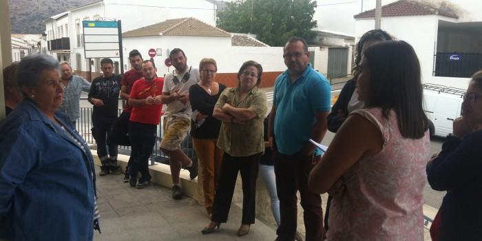 MANIFESTACIÓN EN CONTRA DE LA REFORMA DE LA LEY DE ADMINISTRACIÓN LOCAL