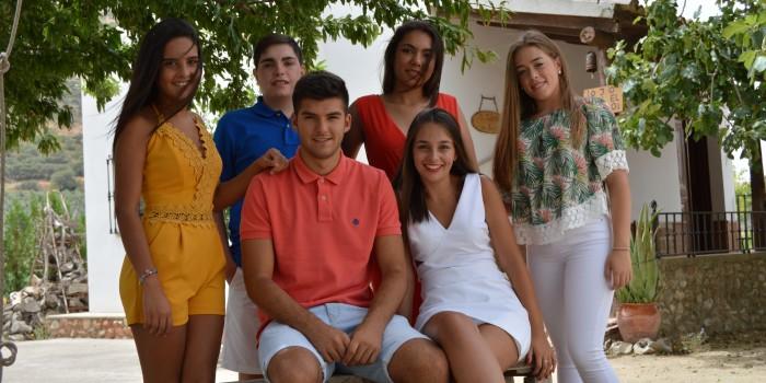 Misses y Míster Feria Almargen 2016 ¡GRACIAS A TODOS!