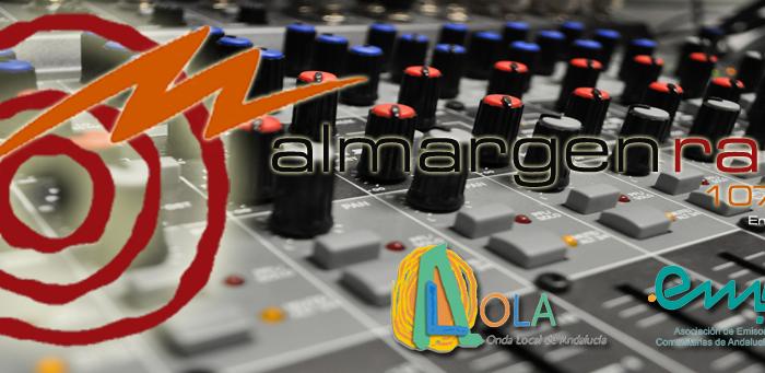 NUEVO PROGRAMA DE RADIO A PARTIR DEL LUNES 17 DE OCTUBRE EN LA EMISORA LOCAL «ALMARGENRADIO»