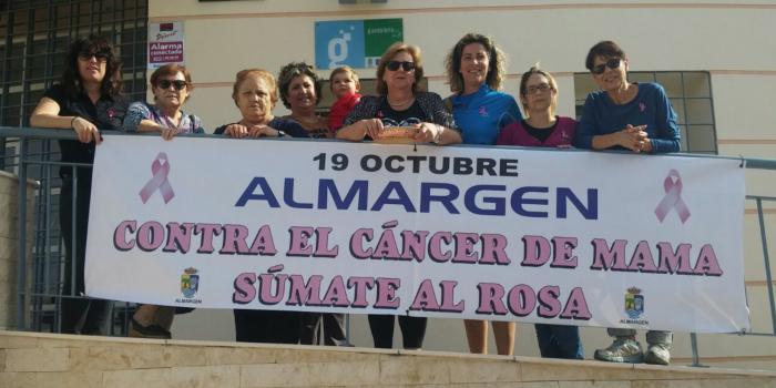 19 DE OCTUBRE: DÍA MUNDIAL CONTRA EL CÁNCER DE MAMA (Almargen)