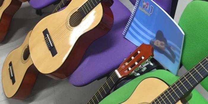 El aula musical de Almargen participará en el 3° ENCUENTRO NACIONAL DE MUSICAEDUCA