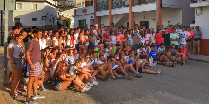 Éxito de participación en el 3º ENCUENTRO JUVENIL SALTA LINDES