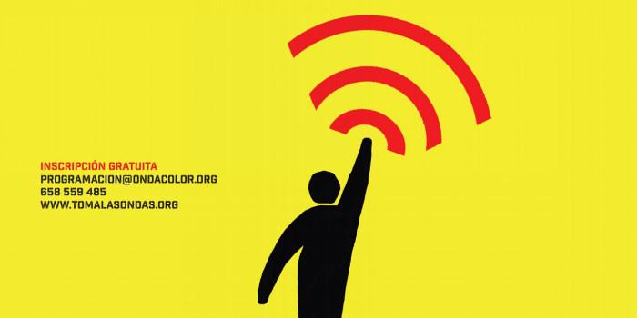 TALLER DE RADIO EN ALMARGEN «TOMA LAS ONDAS» los días 25, 26 y 27 de julio.