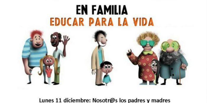 Talleres formativos para padres y madres en el Ayuntamiento de Almargen: «EDUCAR EN FAMILIA PARA LA VIDA»