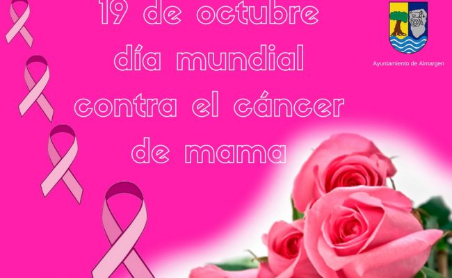 """19 de octubre """"DÍA MUNDIAL CONTRA EL CÁNCER DE MAMA"""""""
